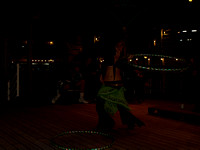 Arabian Nights at Sea Bellydance Cruise - Drum Circle