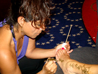 Arabian Nights at Sea Bellydance Cruise - Henna Classes