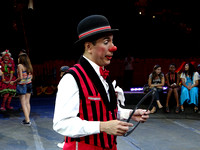 Ringling Brothers Circus at the Staples Center 2012/07/11