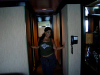 Arabian Nights at Sea Bellydance Cruise - Pictures taken on board the Carnival Paradise