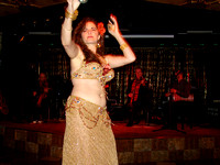 Arabian Nights at Sea Bellydance Cruise - Farewell Hafla