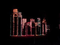 DWP Light Show