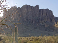 Superstition Mountains 2012/03/04
