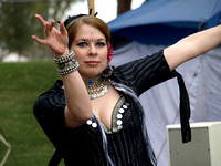 "Tabu performs at the Las Vegas ""Age of Chivalry"" Renaissance Festival"
