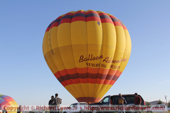 Temecula Balloon and Wine Festival 2012/06/02